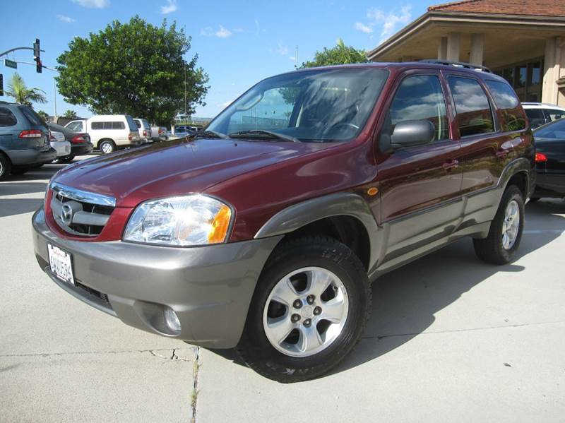 2003 mazda tribute es v6 4dr suv in anaheim ca auto hub inc. Black Bedroom Furniture Sets. Home Design Ideas