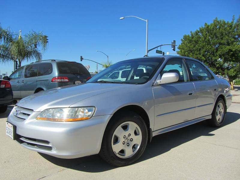 2001 honda accord ex v6 4dr sedan in anaheim ca auto hub for 2001 honda accord oil type