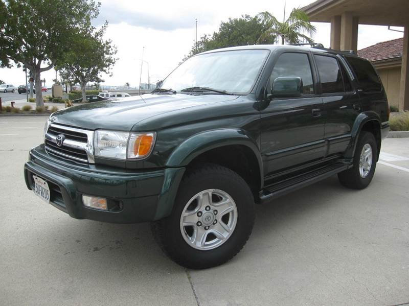 1999 toyota 4runner limited 4dr 4wd suv in anaheim ca. Black Bedroom Furniture Sets. Home Design Ideas