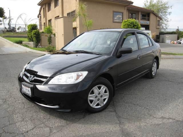 2004 honda civic vp sedan at in anaheim ca auto hub inc for Honda civic vp