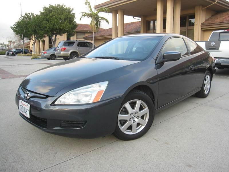 2005 honda accord ex v 6 2dr coupe in anaheim ca auto. Black Bedroom Furniture Sets. Home Design Ideas