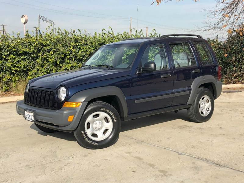 2006 Jeep Liberty for sale in Anaheim, CA