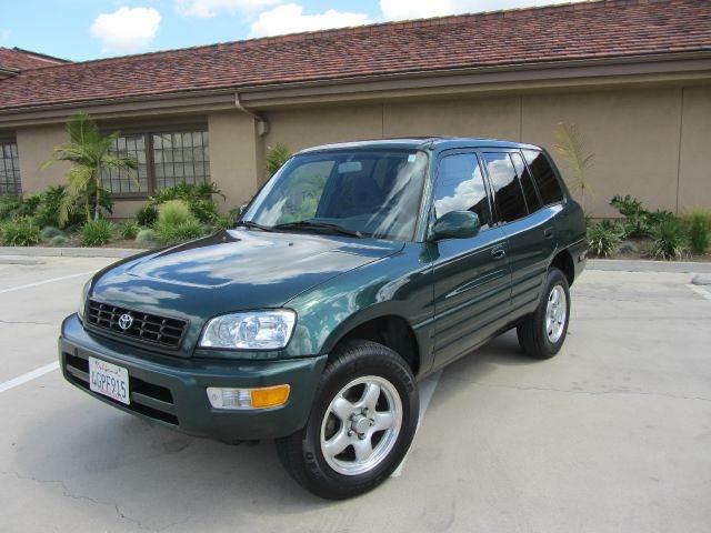 1999 Toyota Rav4 4 Door 4wd In Anaheim Ca Auto Hub Inc