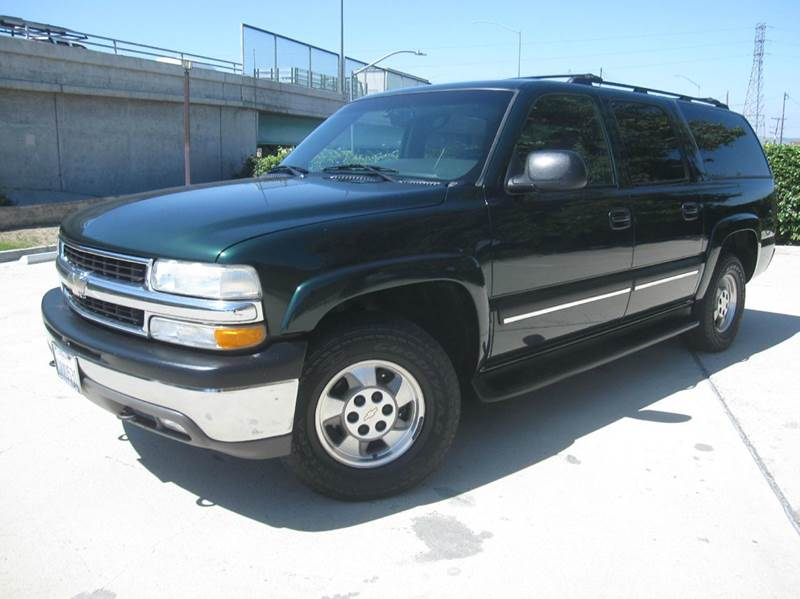 2002 chevrolet suburban 1500 ls 2wd 4dr suv in anaheim ca auto hub inc. Black Bedroom Furniture Sets. Home Design Ideas