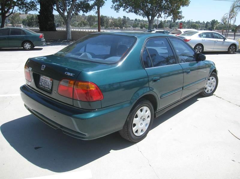1999 honda civic vp 4dr sedan in anaheim ca auto hub inc for Honda civic vp
