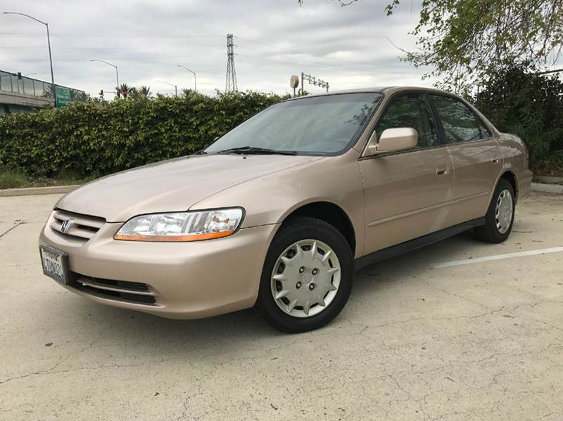 2001 honda accord lx 4dr sedan in anaheim ca auto hub inc. Black Bedroom Furniture Sets. Home Design Ideas