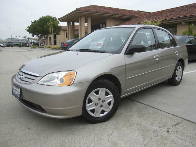 2003 honda civic lx 4dr sedan in anaheim ca auto hub inc