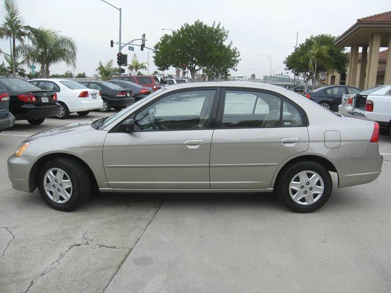 2003 honda civic lx 4dr sedan in anaheim ca auto hub inc. Black Bedroom Furniture Sets. Home Design Ideas