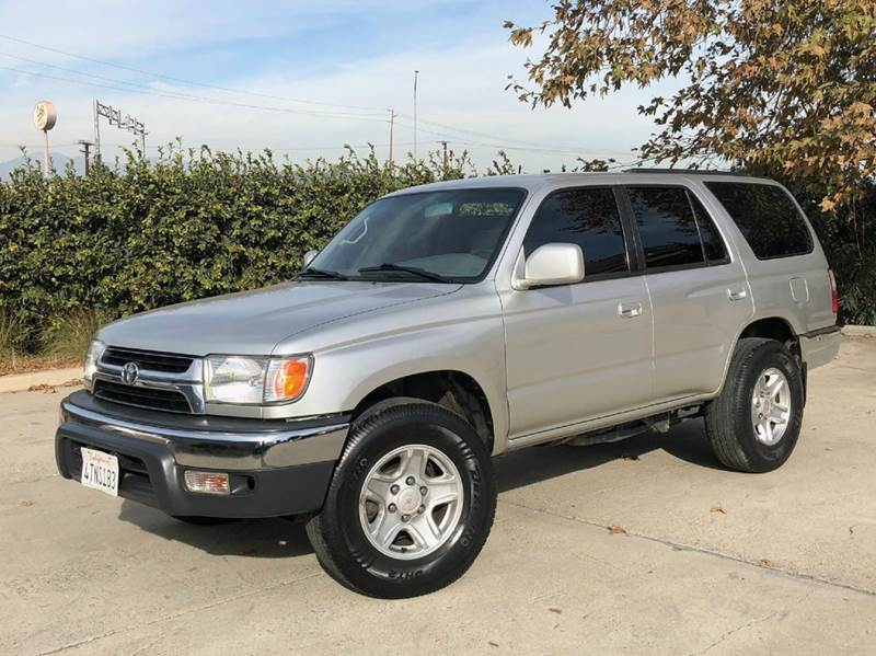 Toyota Somerset Ky >> 2001 Toyota 4Runner For Sale - Carsforsale.com