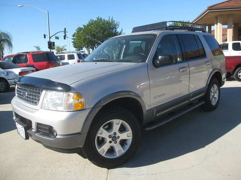 2004 ford explorer xlt 4dr suv in anaheim ca auto hub inc. Black Bedroom Furniture Sets. Home Design Ideas