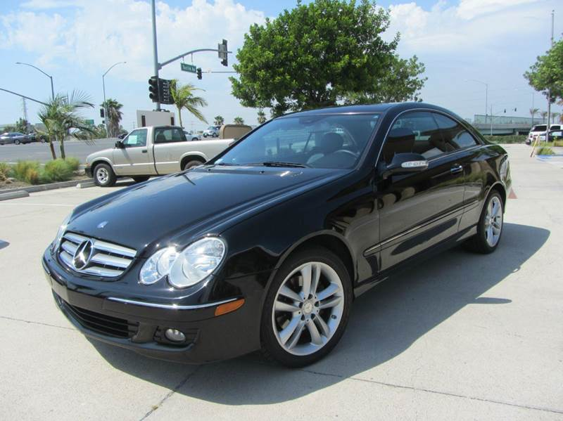 2008 mercedes benz clk class clk350 2dr coupe in anaheim for Mercedes benz anaheim