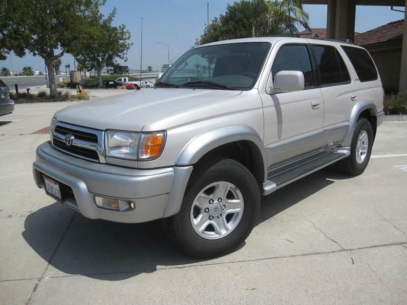 1999 toyota 4runner limited 4dr suv in anaheim ca auto. Black Bedroom Furniture Sets. Home Design Ideas
