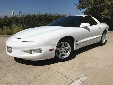 2000 Pontiac Firebird for sale in Anaheim, CA