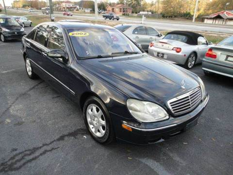 2002 Mercedes-Benz S-Class for sale in Grayson, GA