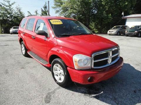 2005 Dodge Durango for sale in Grayson, GA
