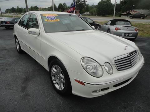 2005 Mercedes-Benz E-Class for sale in Grayson, GA