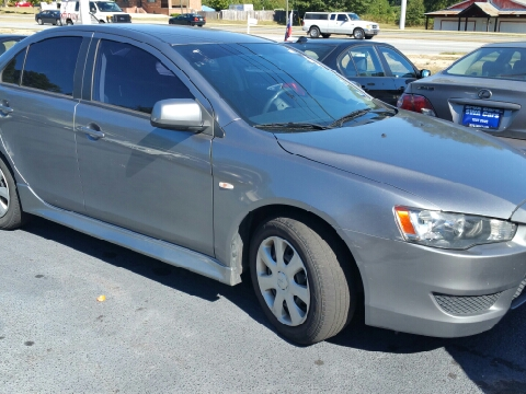 2012 Mitsubishi Lancer for sale in Grayson, GA
