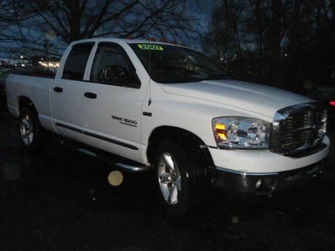 2007 Dodge Ram Pickup 1500 for sale in Grayson, GA