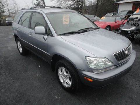 2002 Lexus RX 300 for sale in Grayson, GA