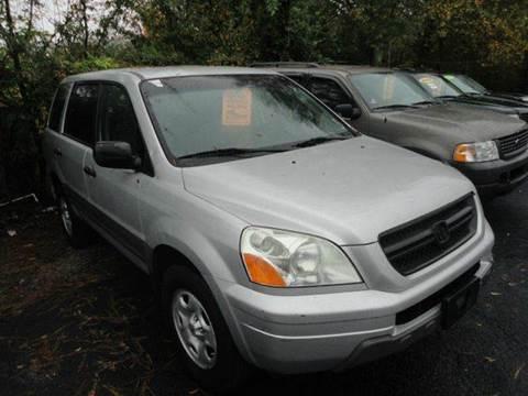 2005 Honda Pilot for sale in Grayson, GA