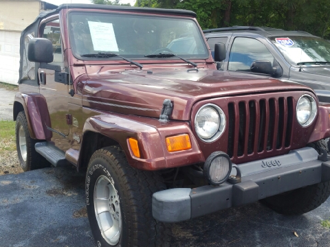 2003 Jeep Wrangler for sale in Grayson, GA