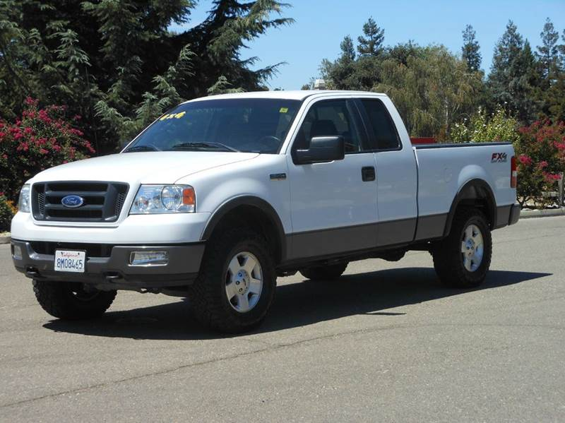 2005 ford f 150 fx4 4dr supercab 4wd styleside 5 5 ft sb. Black Bedroom Furniture Sets. Home Design Ideas