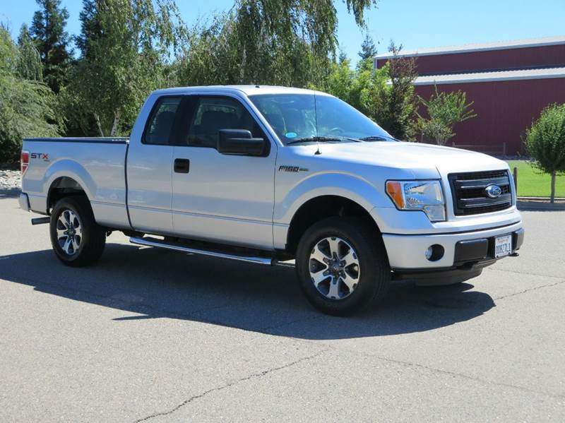 2013 ford f 150 stx 4x4 4dr supercab styleside 6 5 ft sb in riverbank near modesto ca. Black Bedroom Furniture Sets. Home Design Ideas