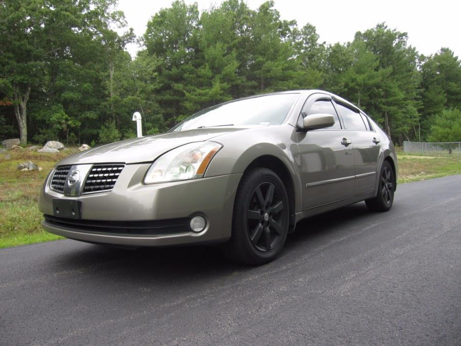 2005 nissan maxima 4dr sdn v6 auto 3 5 sl in groveland ma. Black Bedroom Furniture Sets. Home Design Ideas