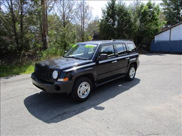 2010 Jeep Patriot for sale in Groveland, MA