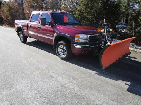 2006 GMC Sierra 2500HD for sale in Groveland, MA