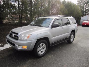 2005 Toyota 4Runner for sale in Groveland, MA