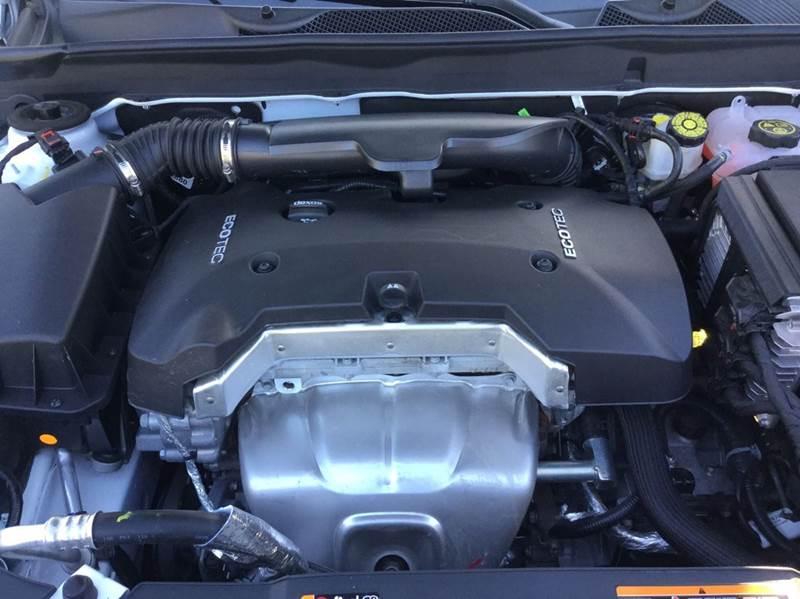 2016 Chevrolet Malibu Limited LT 4dr Sedan - Elizabethton TN