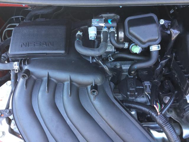 2017 Nissan Versa 1.6 SV 4dr Sedan - Elizabethton TN
