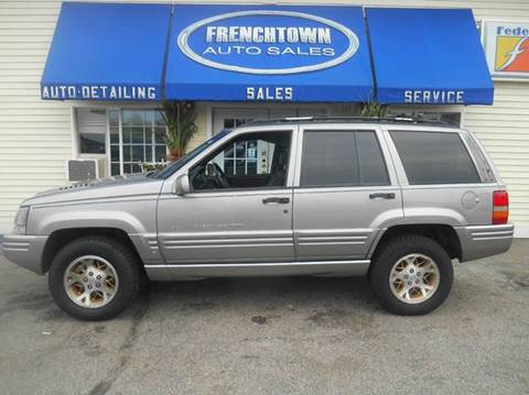 1998 Jeep Grand Cherokee for sale in North Kingstown, RI