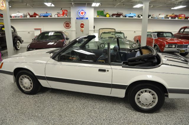 1986 Ford Mustang Used Cars For Sale