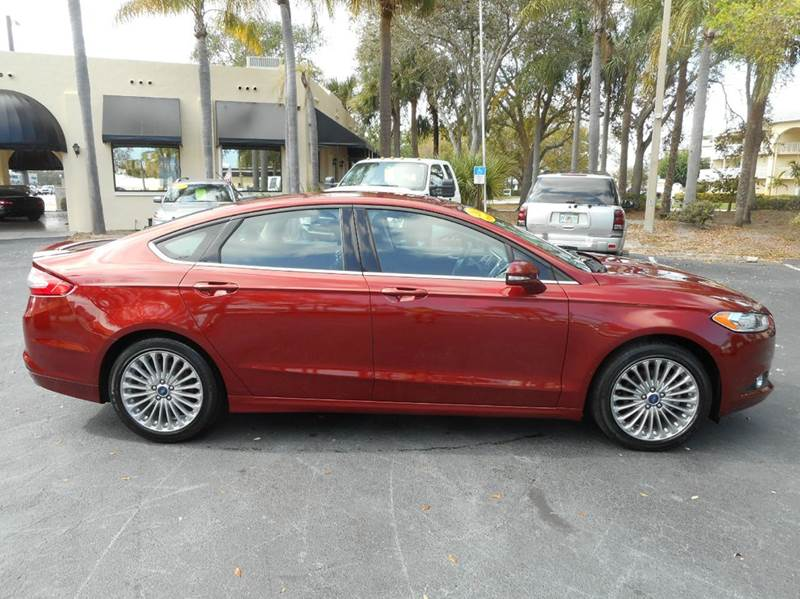 2014 Ford Fusion SE 4dr Sedan - Vero Beach FL