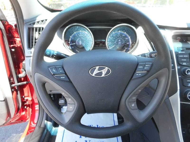 2014 Hyundai Sonata GLS 4dr Sedan - Vero Beach FL
