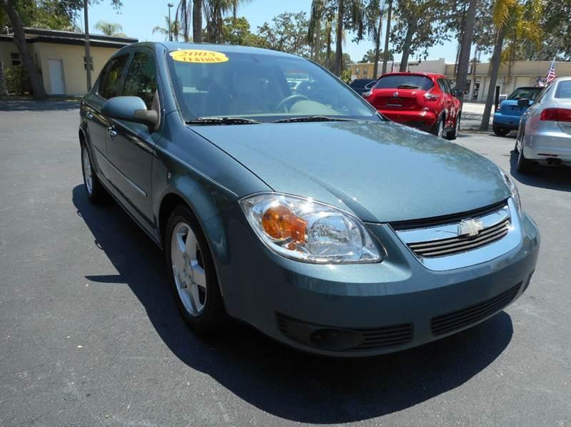 2005 Chevrolet Cobalt LT 4dr Sedan - Vero Beach FL