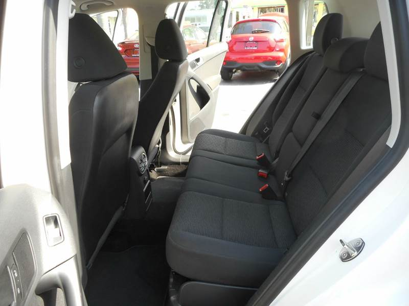 2014 Volkswagen Tiguan S 4dr SUV 6A - Vero Beach FL