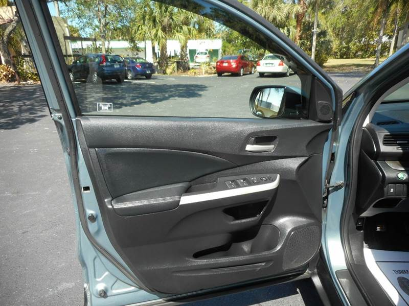 2012 Honda CR-V EX-L w/Navi 4dr SUV w/Navi - Vero Beach FL