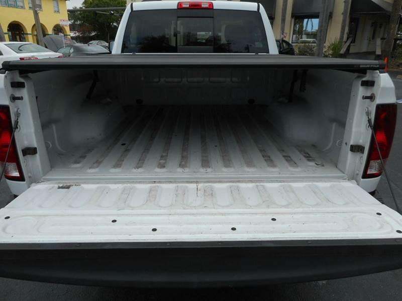 2011 RAM Ram Pickup 1500 4x2 ST 2dr Regular Cab 6.3 ft. SB Pickup - Vero Beach FL