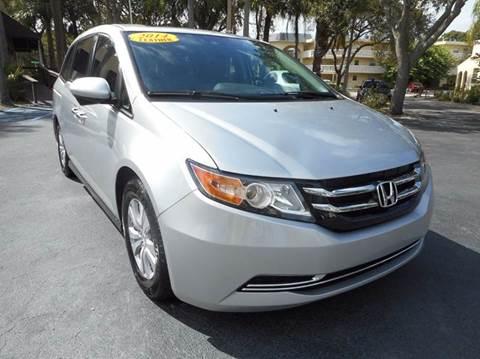 2014 Honda Odyssey for sale in Vero Beach, FL