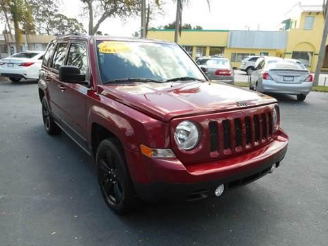 2015 Jeep Patriot for sale in Vero Beach, FL