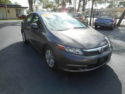 2012 Honda Civic for sale in Vero Beach, FL