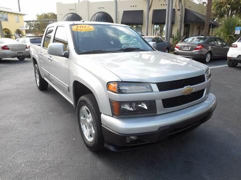 2012 Chevrolet Colorado for sale in Vero Beach, FL