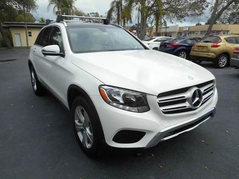 2017 Mercedes-Benz GLC for sale in Vero Beach, FL
