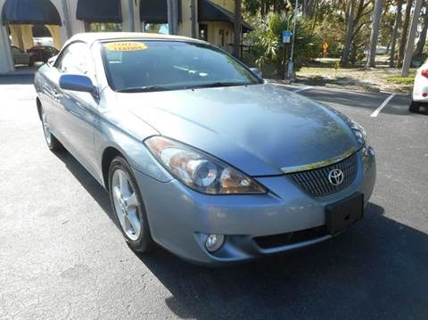 2005 Toyota Camry Solara for sale in Vero Beach, FL