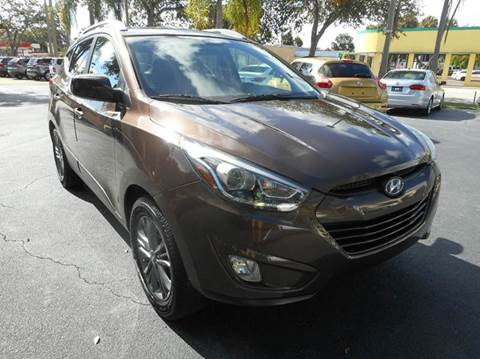 2014 Hyundai Tucson for sale in Vero Beach, FL