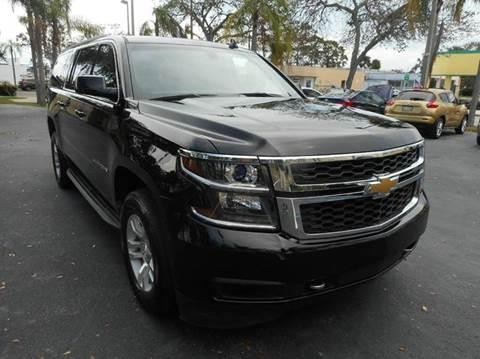 2015 Chevrolet Suburban for sale in Vero Beach, FL