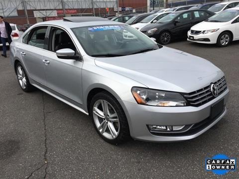 2015 Volkswagen Passat for sale in Long Island City, NY